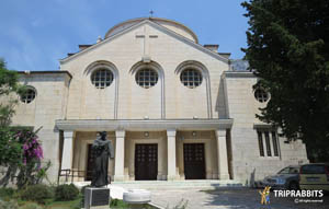 Triprabbits,Croatia,Makarska,famouse temple,chapel,church,sanctuary,shrine,house of god,priest,holy place,place of worship,altar,christianity,where to pray,svečenik,pop,sveto mjesto,kapelica,crkva,svetac,gospa,mauzolej,kršćani,gdje u crkvu,religija,religion,Church of St. Philip Neri,Makarska church of St. Philip Neri,Makarska Crkva,Makarska church,Makarska holy place,Makarska sveto mjesto,Croatia church,Hrvatska crkva,Makarska chapel,Croatia religion