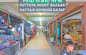 Made in Thailand Market and Night Plaza