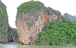 Hong Island & James Bond Island