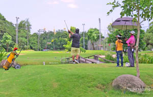 Par 3 Golf Srinakarin Club