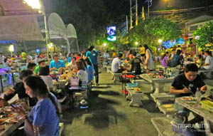 Mae Nam Kwae Road (The Night Street)
