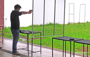 Royal Thai Police Shooting Club