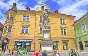 Florian Monument and Main Square
